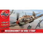 Classic Kit letadlo Messerschmitt Bf109E-7/Tropical 1:72