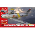 Classic Kit letadlo North American F-86F Sabre 1:72