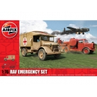 Airfix diorama RAF Emergency Set (1:76)