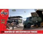 Classic Kit military Bedford QLD/QLT Trucks 1:76