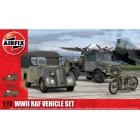 Airfix RAF vozidla (1:72)