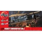 Classic Kit letadlo Fairey Swordfish Mk1 1:72