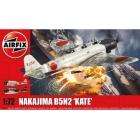 Airfix Nakajima B5N2 Kate (1:72)