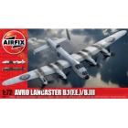 Classic Kit letadlo Avro Lancaster BIF.E./BIII 1:72