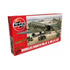 Airfix Douglas Dakota MkIII with Willys Jeep (1:72)
