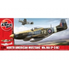 Airfix North American Aviation P-51K/RF Mustang (1:24)