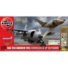 Airfix Douglas A-4P Skyhawk, BAe Sea Harrier FRS-1 (1:72)