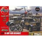 Airfix diorama D-Day Air Assault (1:72)