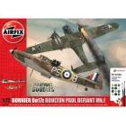 Airfix Dogfight Double Defiant / Dornier (1:72)
