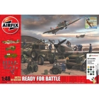 Airfix diorama Battle Of Britain Ready For Battle Set (1:48)