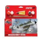 Airfix Messerschmitt Bf-109E3 (1:72) (set)
