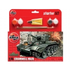 Airfix Cromwell Cruiser Tank (1:76) (set)