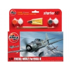 Airfix Focke Wulf Fw-190A-8 (1:72) (set)