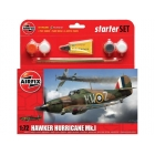 Airfix Hawker Hurricane Mk1 (1:72) (set)