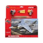 Airfix Bae Harrier GR9 (1:72) (set)