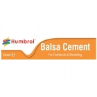 Humbrol Balsa Cement lepidlo na balzu 24ml