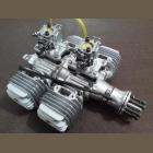 Motor DLA 232 ccm včetně tlumiče a příslušenství