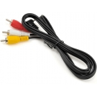 Fat Shark kabel AV univerzální -> 90 Jack