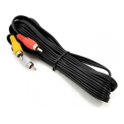 Fat Shark kabel RCA - 4P Jack 3m