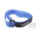 Utahovací suchý zip 51x1.5cm (modrý)
