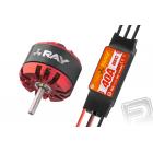 Combo set RAY G2 C3530-1050 + RAY 40A regulátor
