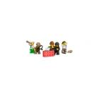 LEGO Friends láhev na pití kulatá - levandulová