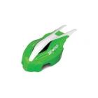 Aton: Přední kapotáž zelená/bílá