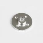 Alu servo kolečko 25 zubů 25mm