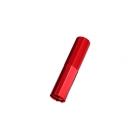 Tlumič GTX: Tělo hliníkové červené