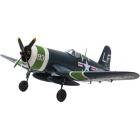 F4U-4 Corsair 1.2m AS3X BNF Basic