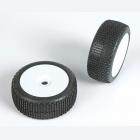 FREERIDE (soft směs) Off-Road 1:8 Buggy gumy nalep. na bílých disk. (2ks.)