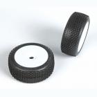 TYKYTAKA (soft směs) Off-Road 1:8 Buggy gumy nalep. na bílých disk. (2ks.)