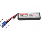 Team Orion LiPol 3500mAh 3S 11.1V 50C EC3 LED