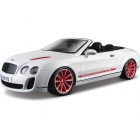 Bburago 1:18 Plus Bentley Continental Convertible ISR