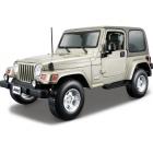 Bburago 1:18 Jeep Wrangler Sahara