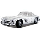 Bburago 1:18 Mercedes-Benz 300 SL (1954)