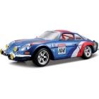 Bburago Alpine Renault A110 1600S 1:24 modrá