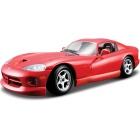 Bburago Dodge Viper GTS Coupe 1:24 červená metalíza