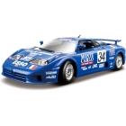 Bburago Bugatti EB 110 Le Mans 1994 1:24 modrá
