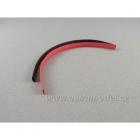 Smršťovací bužírka 6.0mm červená / černá (1+1m)