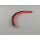 Smršťovací bužírka 8.0mm červená / černá (1+1m)