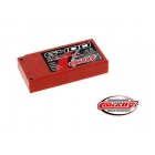 Corally LiPol Sport Racing 3.7V 6400mAh 45C Saddle