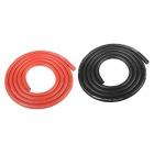 Corally silikonový kabel Super Flex 10AWG červený + černý (1m)