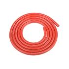 Corally silikonový kabel Super Flex 12AWG červený (1m)
