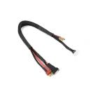 Corally nabíjecí kabel s banánky a 6S XH -> Deans/4S XH 30cm