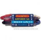 Regulátor AirPower F 6.7g 14A 4~8čl 1~3LiPol BEC