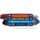 Stejnosměrný regulátor AirPower FB 50A