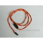 Kabel prodlužovací JR silikon 750mm