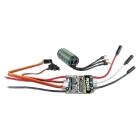 Castle motor 0808 5300ot/V, reg. Sidewinder Micro 2