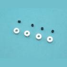 Stavěcí kroužek dural 3mm (4ks)